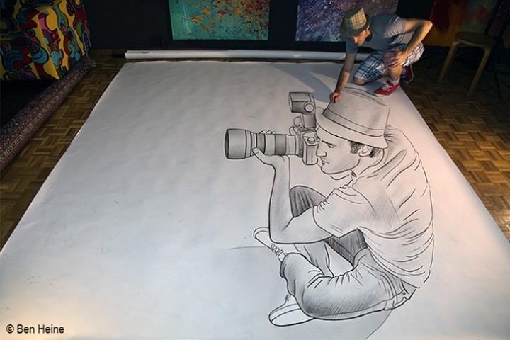 фото, креатив, необычное, 3d рисунки (8)
