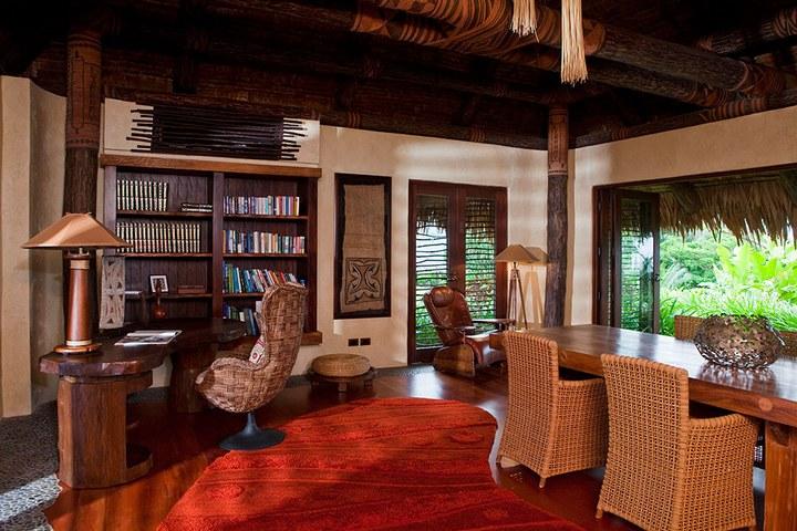 Laucala — потрясающий отель на острове Фиджи (17)