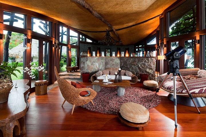 Laucala — потрясающий отель на острове Фиджи (19)