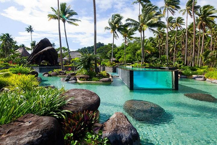 Laucala — потрясающий отель на острове Фиджи (33)