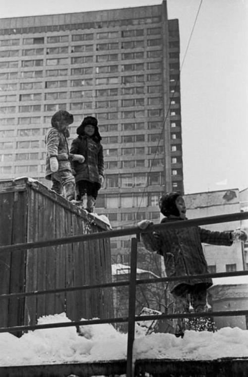 фото, СССР, ностальгия, дети (14)