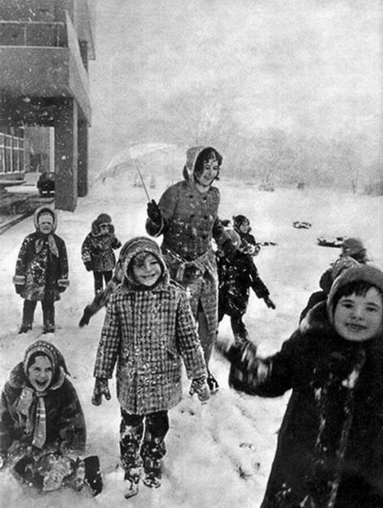фото, СССР, ностальгия, дети (11)