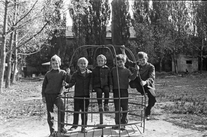 фото, СССР, ностальгия, дети (4)