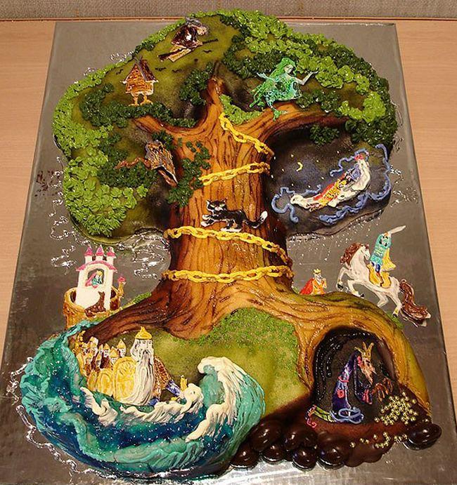 фото, креатив, торты (15)