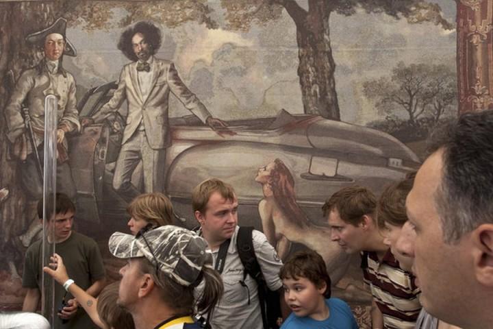 фото, ностальгия, повседневная жизнь в Санкт-Петербурге, города, люди (6)