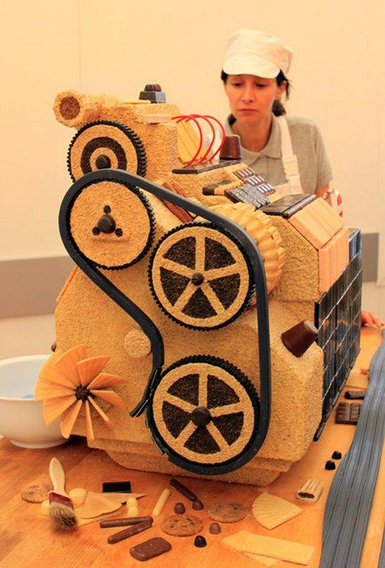 фото, торты авто (4)