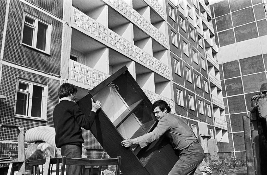 Право на бесплатное жилье. Советская власть — что она дала народу СССР?