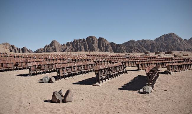 Кинотеатр в пустыне (1)