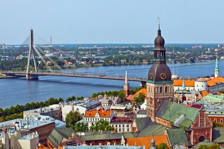 Вильнюс: история города, рассказанная временем (1)