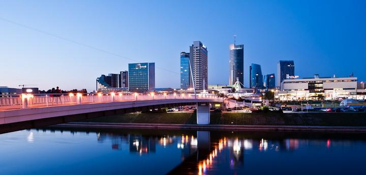 Вильнюс: история города, рассказанная временем (5)