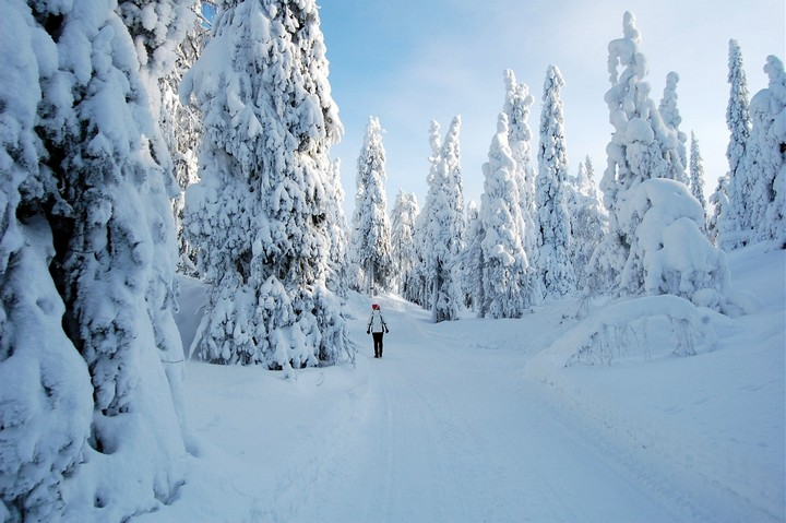 Финляндия. (3)