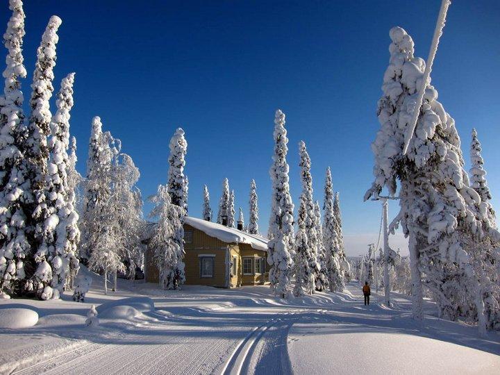 Финляндия. (1)
