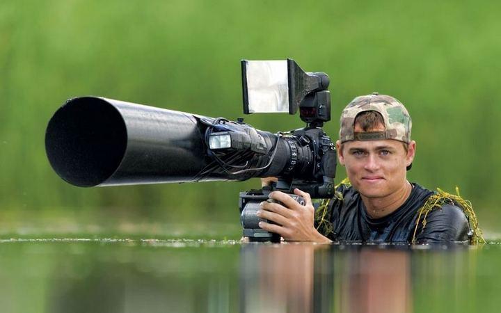 Фототехника для охоты и рыбалки: тонкости выбора (1)