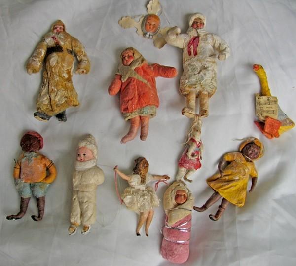 СССР, ностальгия, ёлочные игрушки (16)