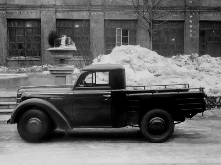 Автомобили СССР. Москвич - 400, (5)