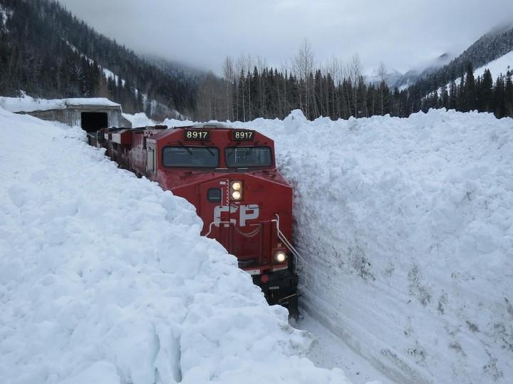 природа, красивые фото природы, фотопейзажи, зима (20)