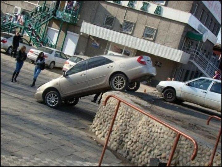 авто, аварии, курьёзы (2)