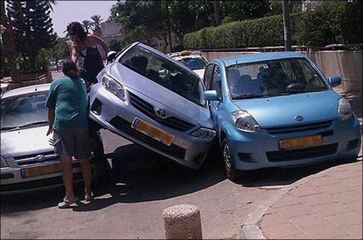 авто, аварии, курьёзы (7)