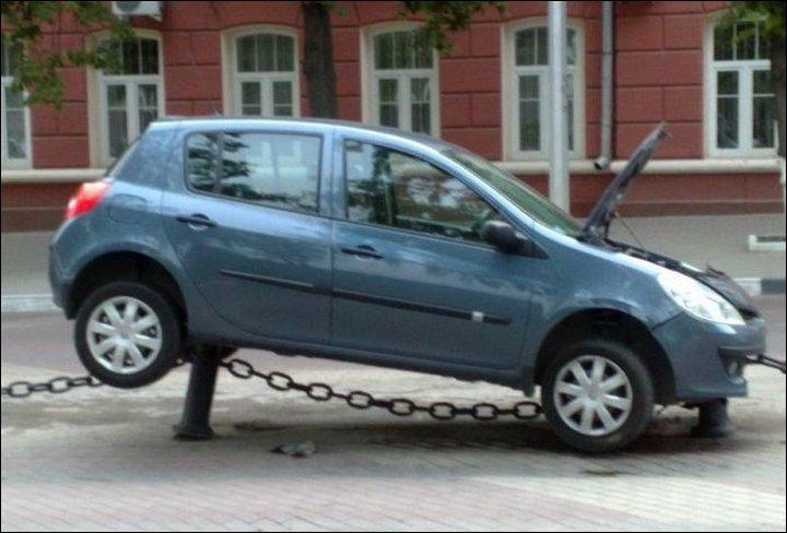 авто, аварии, курьёзы (4)