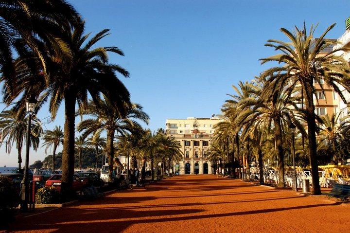 Испанский курорт Ллорет-де-Мар (3)