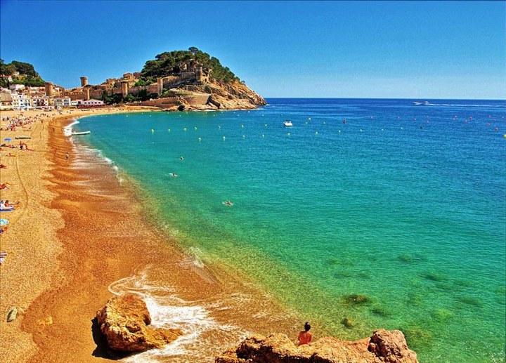 Испанский курорт Ллорет-де-Мар (2)