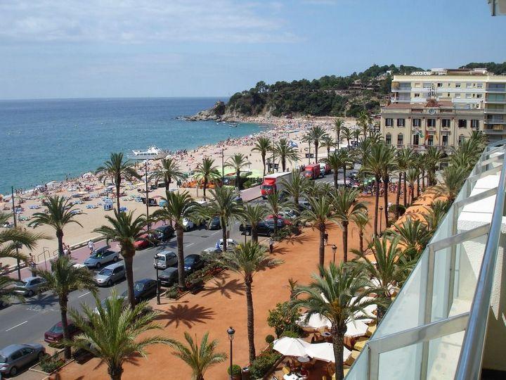 Испанский курорт Ллорет-де-Мар (1)