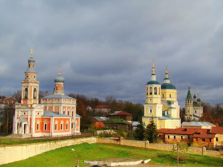 Серпухов - многоликий город-феникс (2)