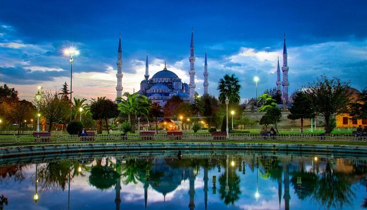 Приглашение в город контрастов. Стамбул. (1)
