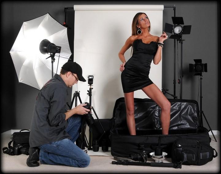 Профессиональный фотограф: выбираем правильно