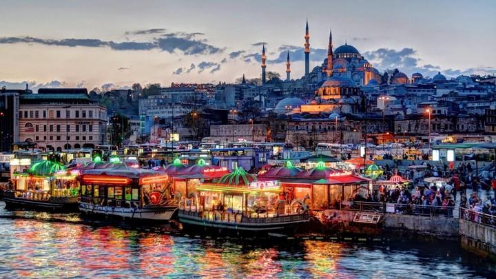 Приглашение в город контрастов. Стамбул. (2)