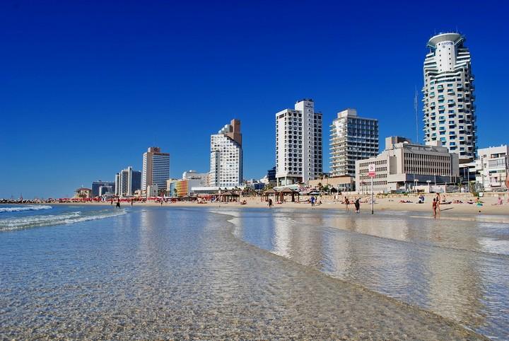 Тель-Авив – необычный город Ближнего Востока (1)