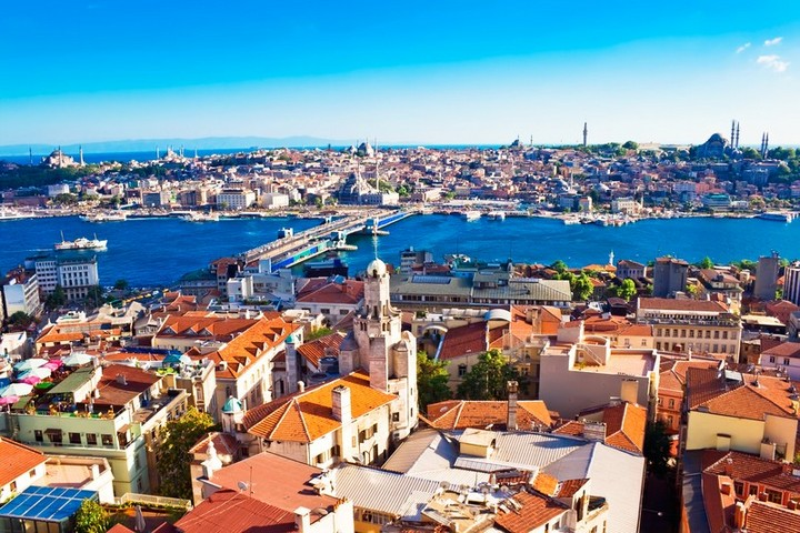 Приглашение в город контрастов. Стамбул. (3)