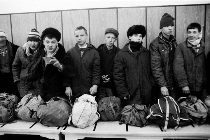 СССР, ностальгия, проводы в Армию (8)