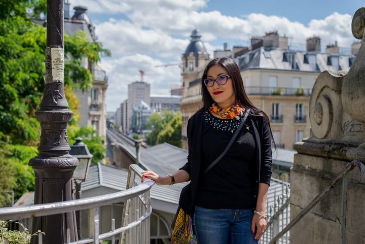 Профессиональный фотограф в Париже (2)