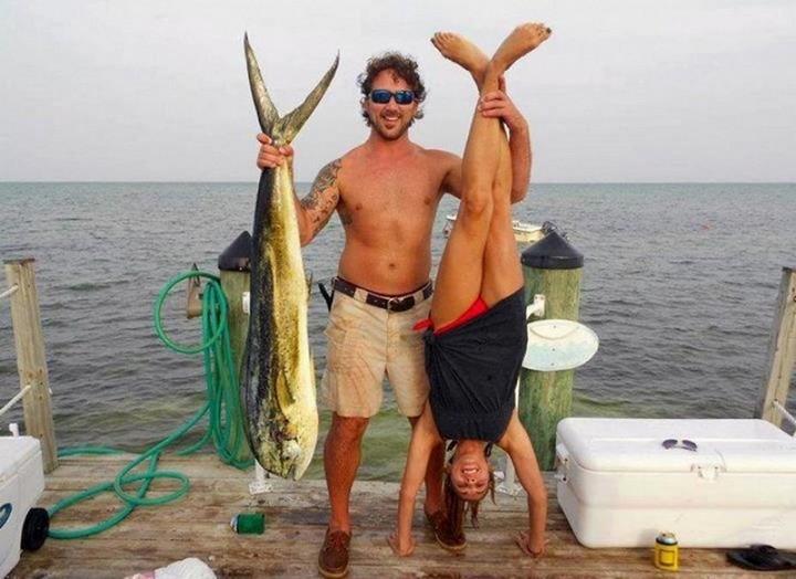 купленный улов рыбака