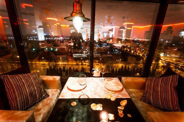 Отличный вид из ресторана «Я люблю… La Panorama» (2)