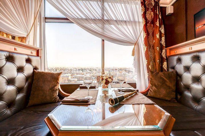 Отличный вид из ресторана «Я люблю… La Panorama» (3)