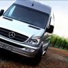 Фото. Роскошный интерьер Mercedes фургона. (15 фото)