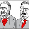 Прикол. Эволюция галстуков. (5 фото)