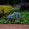 Фото. Скульптуры из проволоки от Derek Kinzett. (12 фото)