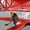 Фото. Самый длинный подвесной мост в мире. (5 фото)