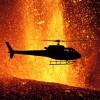 Фотографии огненной лавы. (20 фото)