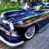 Ретро автомобили в HDR. (22 фото)