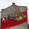Стрит-арт со всего мира. (17 фото)