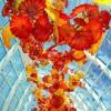 Фото. Стеклянный сад от Дейла Чихули. (14 фото)