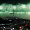 Фото. Невероятный фейерверк в Кувейте. (8 фото)