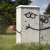 Стрит-арт со всего мира. (20 фото)
