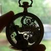 Скульптуры из старых часов от Сьюзан Беатрис. (28 фото)