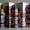 Фото. Города — раскладушки от Матильды Нивет. (6 фото)