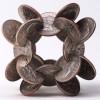 Восхитительные скульптуры из монет от Robert Wechsler. (16 фото)